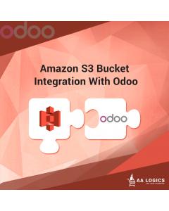 Amazon S3 bucket integration with Odoo
