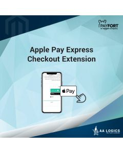 Payfort with Apple Pay Express Checkout Extension