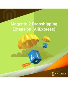 Magento 2 Dropshipping Extension (AliExpress)