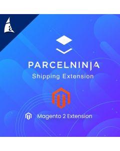magento 2 extension parcel ninja