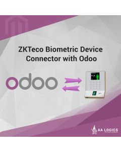 ZKTeco Biometric Device Connector with Odoo
