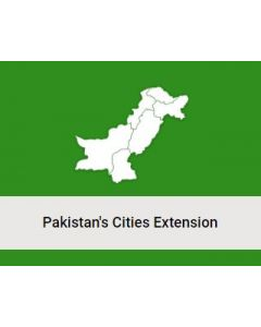 Magento Pakistan's Cities Extension