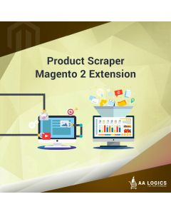 Product Scraper Magento 2 Extension