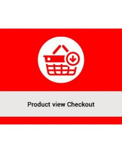 Magento Product View Checkout Extension