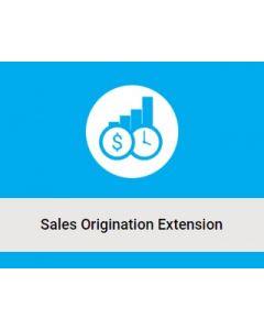 Magento Sales Origination Extension