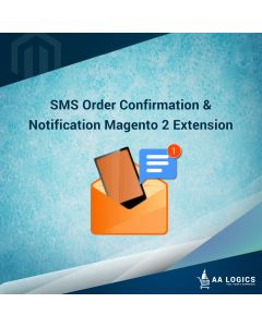 Magento 2 SMS Order Confirmation & Notification