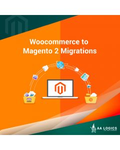 Woocommerce to Magento 2 Migrations