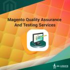 Magento Quality Assurance And Testing Services