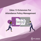 Odoo Extension  (plugin) for Attendance Policy Management